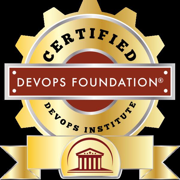 Certificat DevOps Foundation